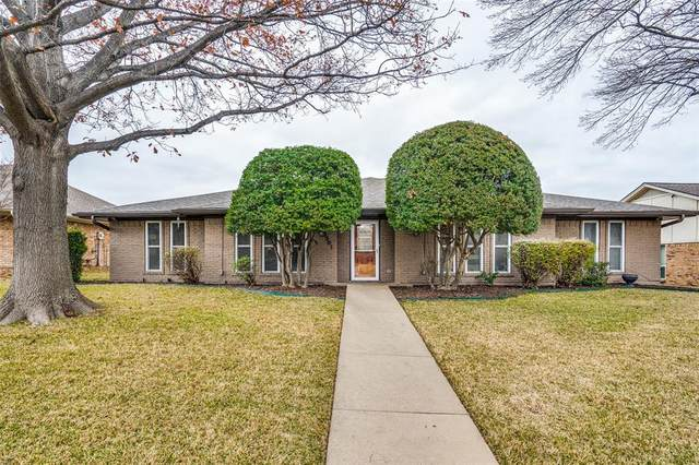3301 Brookshire Drive, Plano, TX 75075 (MLS #14497790) :: All Cities USA Realty