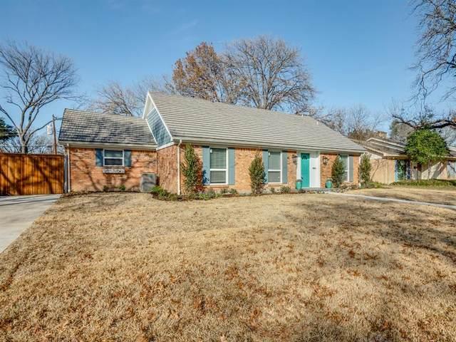 3307 Norcross Lane, Dallas, TX 75229 (MLS #14497797) :: The Mauelshagen Group