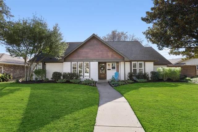 7222 La Sobrina Drive, Dallas, TX 75248 (MLS #14497802) :: Front Real Estate Co.