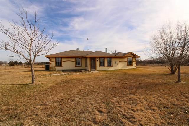 8055 Harden Oaks, Quinlan, TX 75474 (MLS #14497835) :: Robbins Real Estate Group