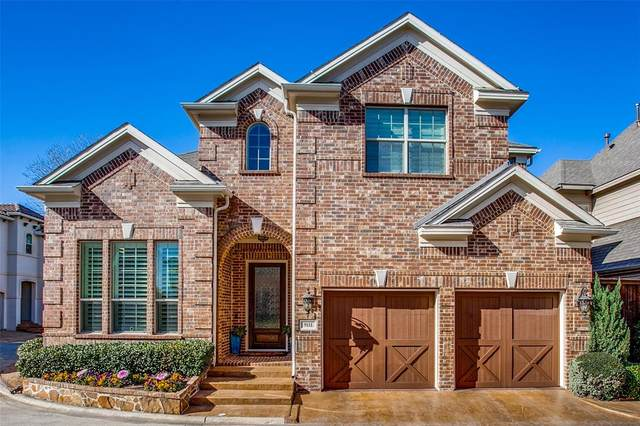 9111 Cochran Bluff Lane, Dallas, TX 75220 (MLS #14497855) :: The Kimberly Davis Group