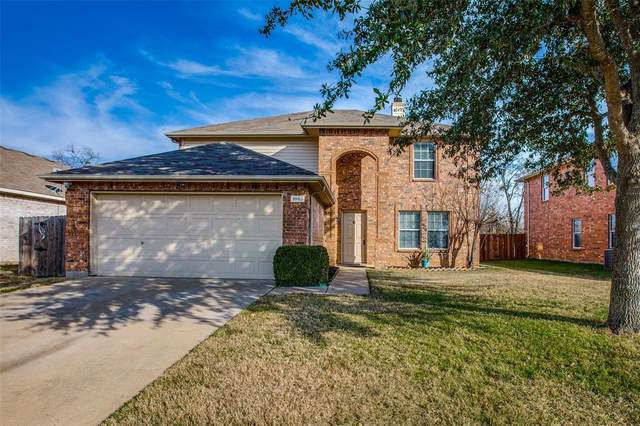 1005 Maidenhair Lane, Crowley, TX 76036 (MLS #14497857) :: The Kimberly Davis Group