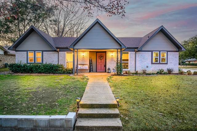 2150 Robin Road, Lewisville, TX 75077 (MLS #14497869) :: Real Estate By Design