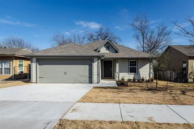 4933 Stanley Avenue, Fort Worth, TX 76115 (MLS #14497885) :: Feller Realty