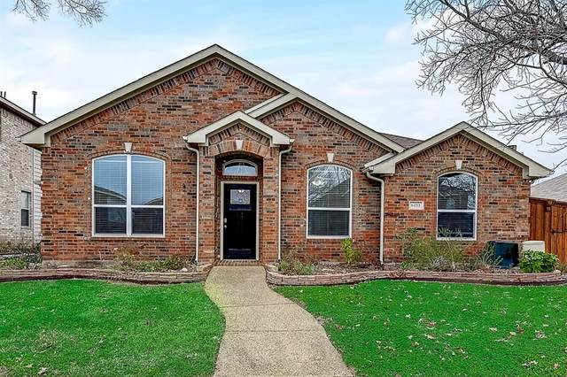 6433 Landmark Trail, The Colony, TX 75056 (MLS #14497904) :: The Kimberly Davis Group
