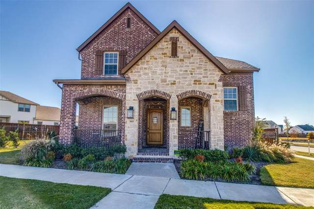 3815 Killian, Frisco, TX 75034 (MLS #14497911) :: Hargrove Realty Group