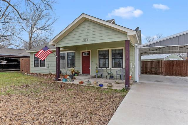519 Bryan Street, Weatherford, TX 76086 (MLS #14497942) :: The Property Guys