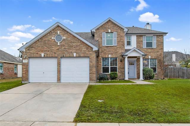 13525 Quail View Drive, Fort Worth, TX 76052 (MLS #14497951) :: The Good Home Team