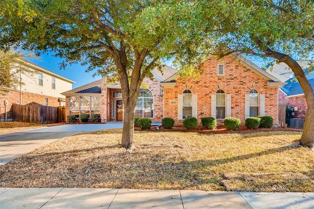 2210 Mitchell Lane, Rowlett, TX 75088 (MLS #14497955) :: All Cities USA Realty