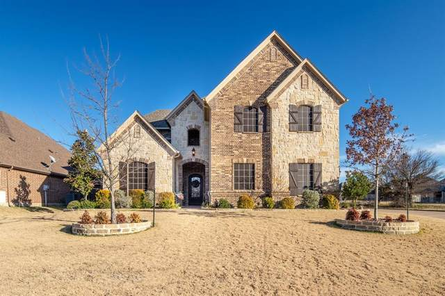 12224 Indian Creek Drive, Fort Worth, TX 76179 (MLS #14497966) :: RE/MAX Pinnacle Group REALTORS