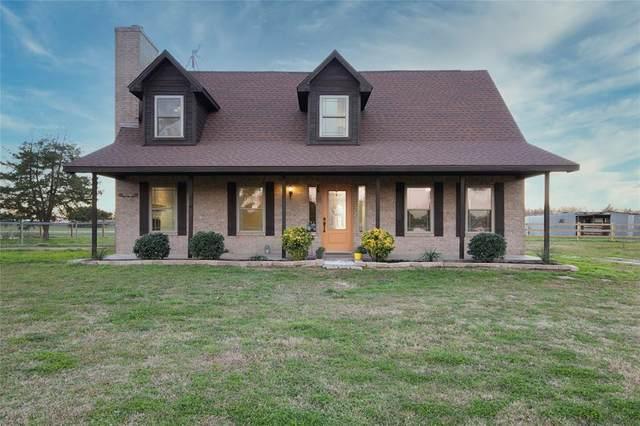 138 Alma Drive, Alma, TX 75119 (MLS #14497978) :: Robbins Real Estate Group