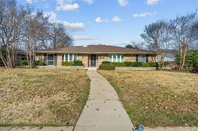 2633 Regal Road, Plano, TX 75075 (MLS #14497989) :: All Cities USA Realty
