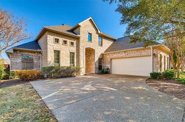 6012 Greywalls Drive, Mckinney, TX 75072 (MLS #14497993) :: The Kimberly Davis Group