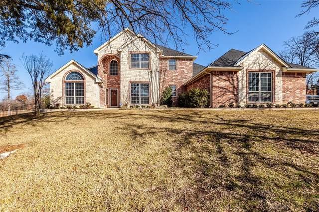 7117 Twin Oaks Court, Mansfield, TX 76063 (MLS #14497995) :: RE/MAX Pinnacle Group REALTORS