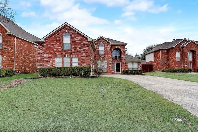 311 Misty Meadow Drive, Allen, TX 75013 (MLS #14498000) :: The Mauelshagen Group
