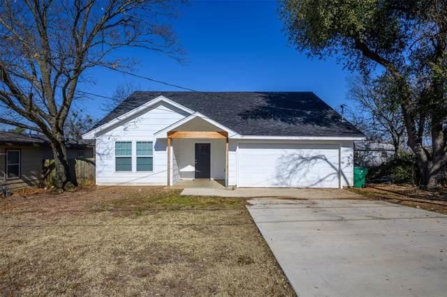403 3rd Street, Whitesboro, TX 76273 (MLS #14498043) :: The Mauelshagen Group
