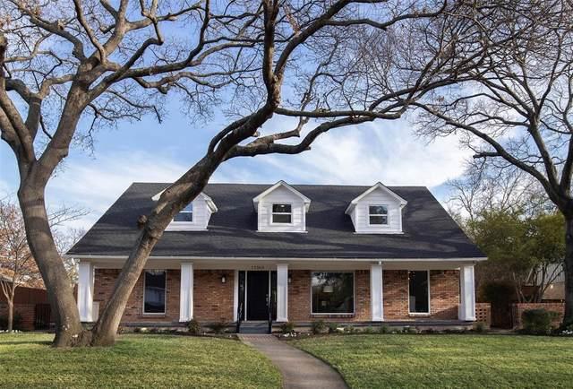 13340 Purple Sage Road, Dallas, TX 75240 (MLS #14498062) :: The Mauelshagen Group