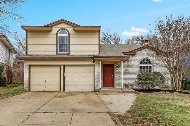 731 Nightingale Circle, Mansfield, TX 76063 (MLS #14498066) :: RE/MAX Pinnacle Group REALTORS
