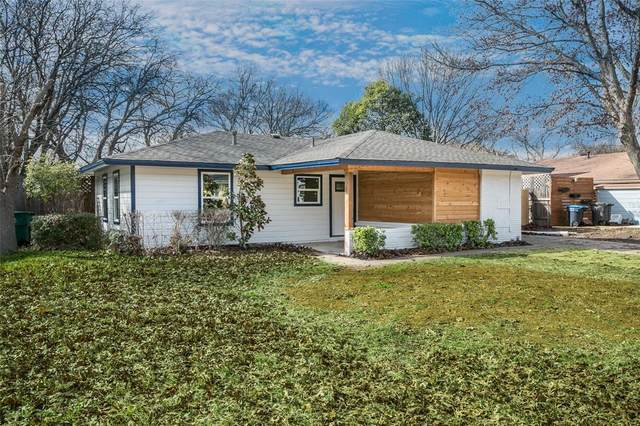 5436 Mcconnell Drive, Fort Worth, TX 76134 (MLS #14498121) :: The Kimberly Davis Group