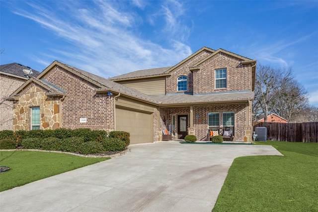 1411 Hanover Lane, Van Alstyne, TX 75495 (MLS #14498138) :: Trinity Premier Properties
