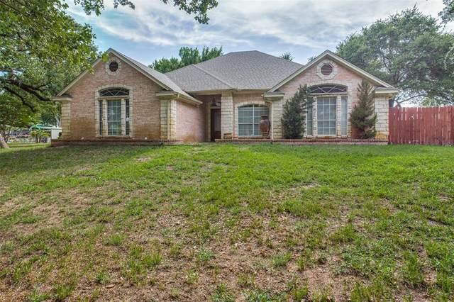 222 Sanchez Creek Court, Weatherford, TX 76088 (MLS #14498139) :: Robbins Real Estate Group