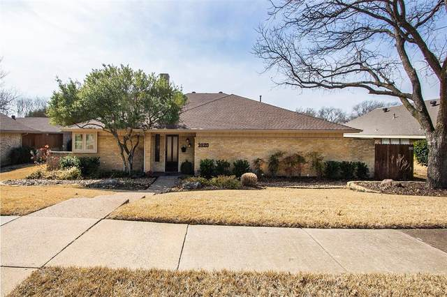 3920 Bandera Drive, Plano, TX 75074 (MLS #14498158) :: Robbins Real Estate Group