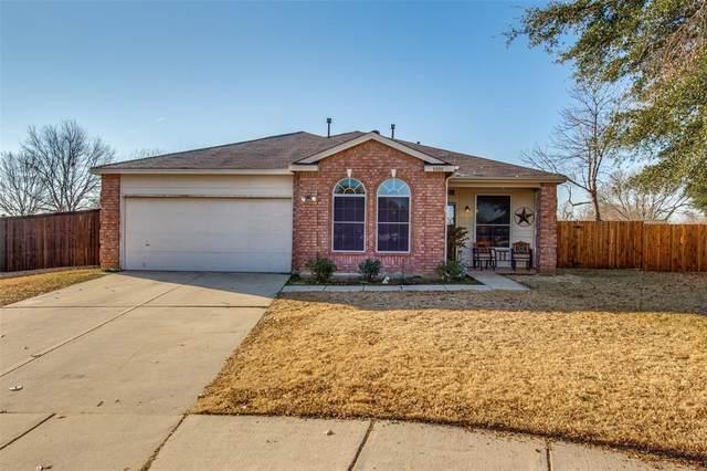 8008 Cherry Tree Lane, Denton, TX 76210 (MLS #14498243) :: All Cities USA Realty