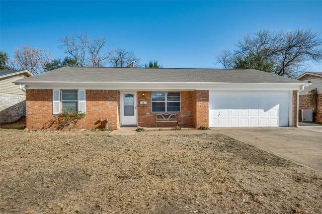 1916 Rindie Street, Irving, TX 75060 (MLS #14498270) :: All Cities USA Realty