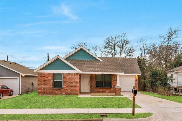 2916 Avenue J, Fort Worth, TX 76105 (MLS #14498277) :: The Kimberly Davis Group