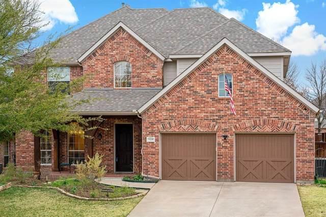 8230 Carter Street, Lantana, TX 76226 (MLS #14498305) :: Team Hodnett