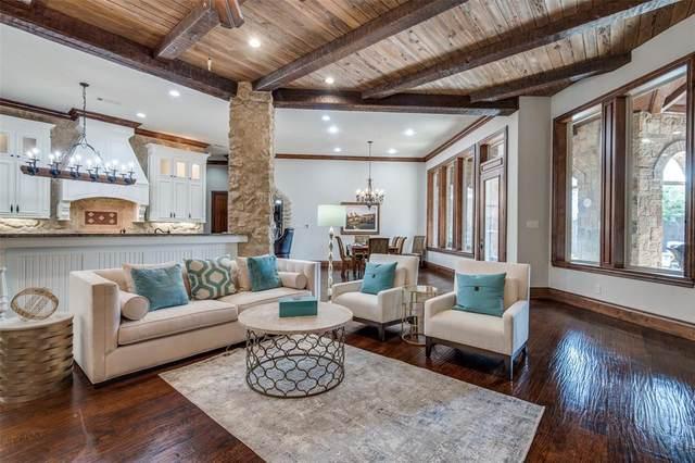 10561 Tobias Lane, Frisco, TX 75033 (MLS #14498338) :: Real Estate By Design