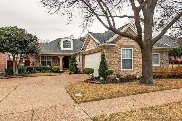 2305 Folkstone Way, Bedford, TX 76021 (MLS #14498375) :: The Mauelshagen Group