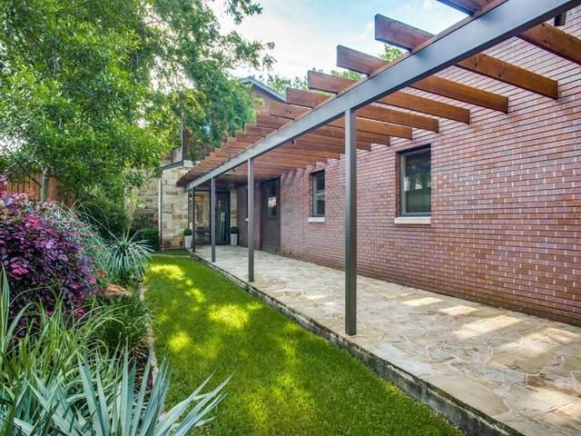 8216 Midway Road, Dallas, TX 75209 (MLS #14498376) :: Frankie Arthur Real Estate