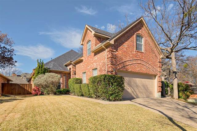 1809 Lakeshore Court, Mckinney, TX 75072 (MLS #14498382) :: The Mauelshagen Group