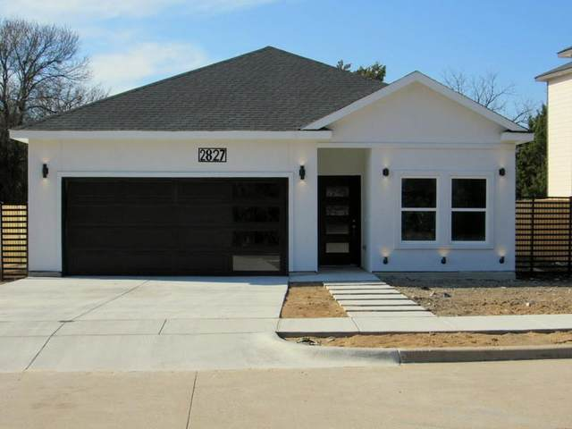 2827 Curvilinear Court, Dallas, TX 75227 (MLS #14498401) :: The Mauelshagen Group