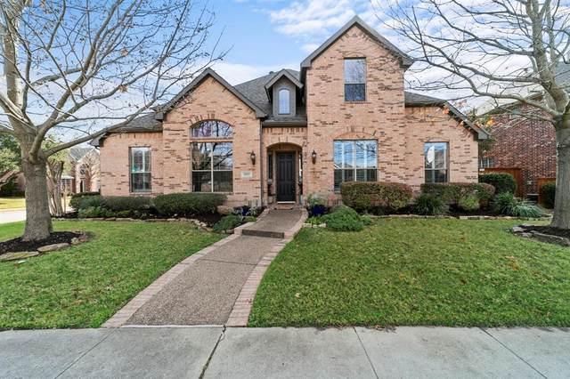 1809 Glenville Drive, Allen, TX 75013 (MLS #14498412) :: Lyn L. Thomas Real Estate | Keller Williams Allen