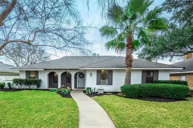 2206 Shady Creek Drive, Richardson, TX 75080 (MLS #14498441) :: Robbins Real Estate Group