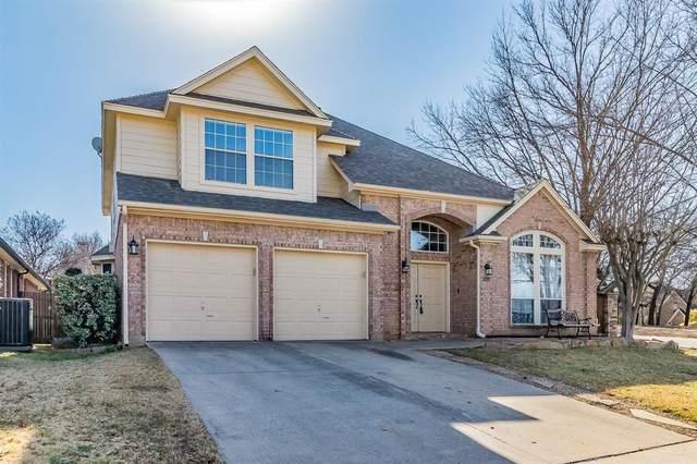 2100 Knob Hill Drive, Corinth, TX 76210 (MLS #14498447) :: Maegan Brest | Keller Williams Realty
