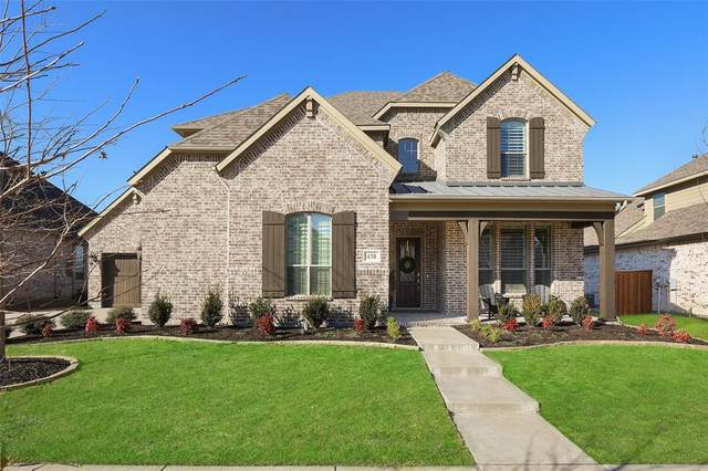 430 Esperanza Drive, Prosper, TX 75078 (MLS #14498456) :: Real Estate By Design