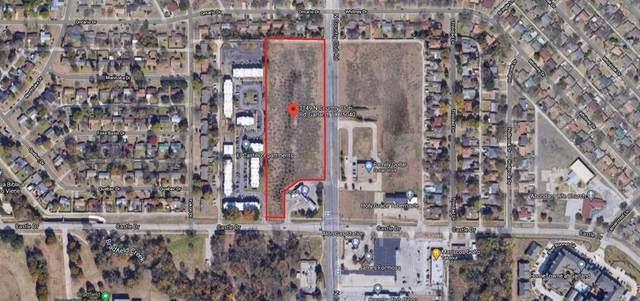 1149 N Country Club Road, Garland, TX 75040 (MLS #14498468) :: The Kimberly Davis Group