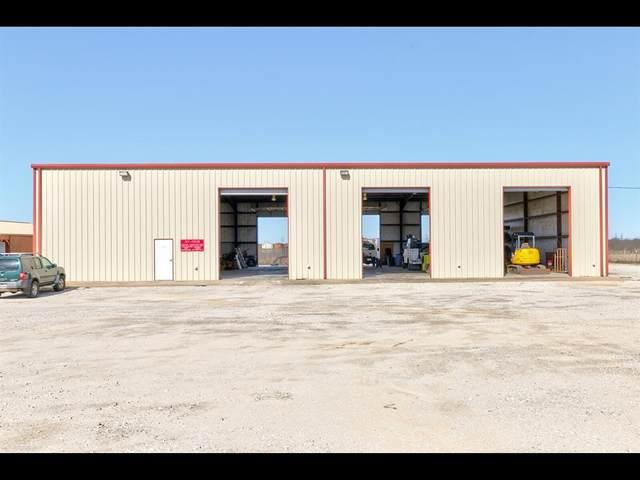 300 E Industrial Boulevard, Graham, TX 76450 (MLS #14498470) :: The Kimberly Davis Group