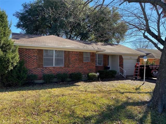 1708 Rosemont Street, Mesquite, TX 75149 (MLS #14498480) :: Justin Bassett Realty