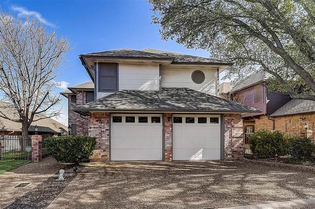 8510 Fairway Drive, Fort Worth, TX 76179 (#14498490) :: Homes By Lainie Real Estate Group
