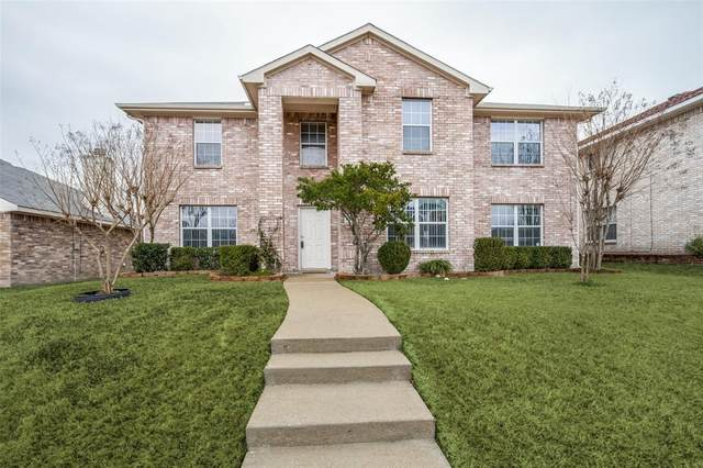 2056 Silverado Drive, Mesquite, TX 75181 (MLS #14498492) :: The Heyl Group at Keller Williams