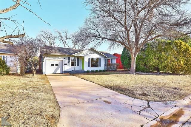 2602 S 22nd Street, Abilene, TX 79605 (MLS #14498521) :: Lyn L. Thomas Real Estate | Keller Williams Allen