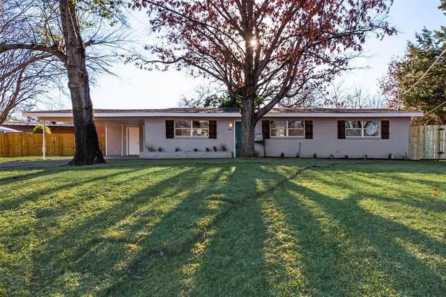 1608 Fair Oaks Drive, Irving, TX 75060 (MLS #14498551) :: The Kimberly Davis Group