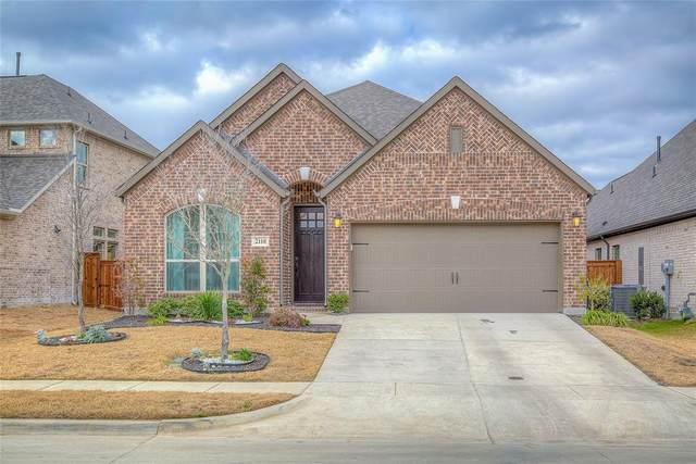 2110 Winsbury Way, Forney, TX 75126 (MLS #14498552) :: The Mauelshagen Group