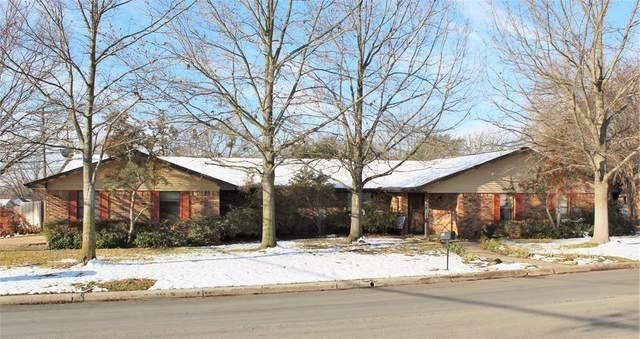 2491 W Mimosa Lane, Stephenville, TX 76401 (MLS #14498557) :: Real Estate By Design