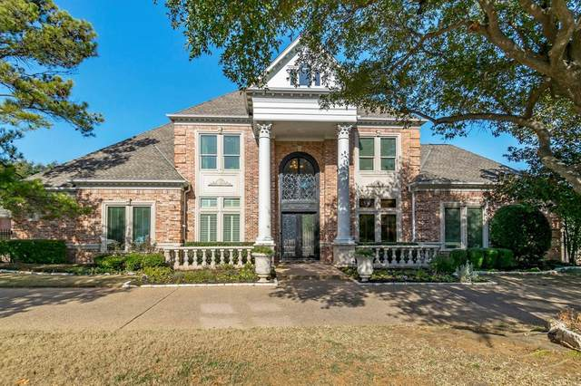1495 Bent Creek Drive, Southlake, TX 76092 (MLS #14498558) :: Team Hodnett