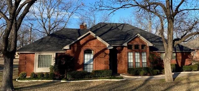 5517 Wedgefield Road, Granbury, TX 76049 (MLS #14498580) :: The Rhodes Team